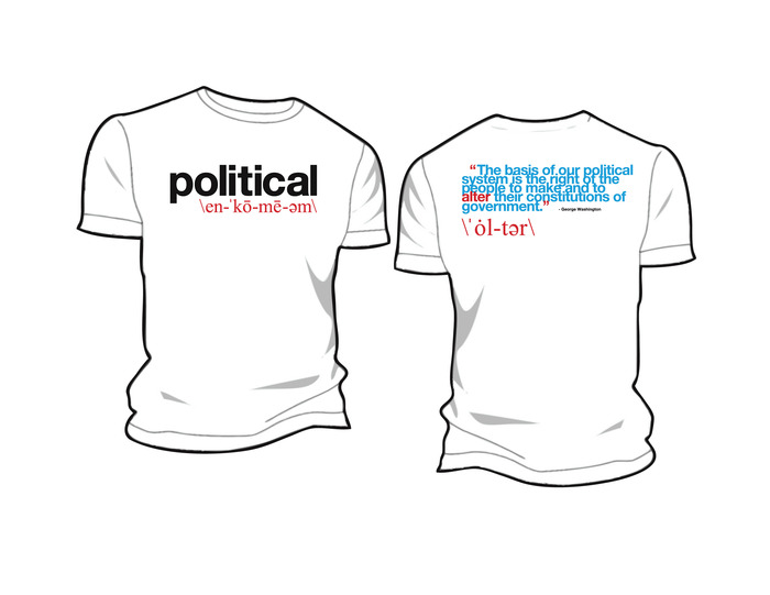 Political Encomium T-Shirt