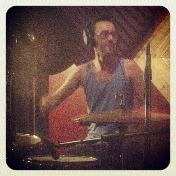Bradford Dobbs: Tracking drums