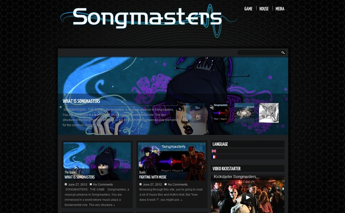 Official Songmasters Site