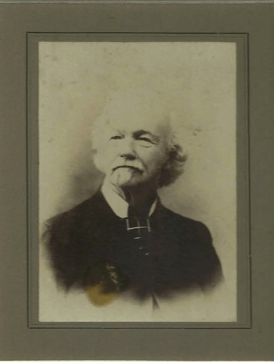 William Carey Wright (1825-1904) [Photo courtesy of Hope Rogers]