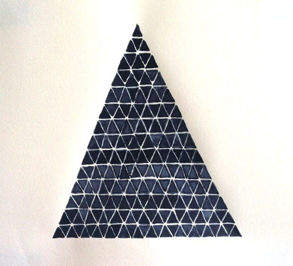 "Album Cover ""Untitled Pyramid"" by Georgia Carbone"