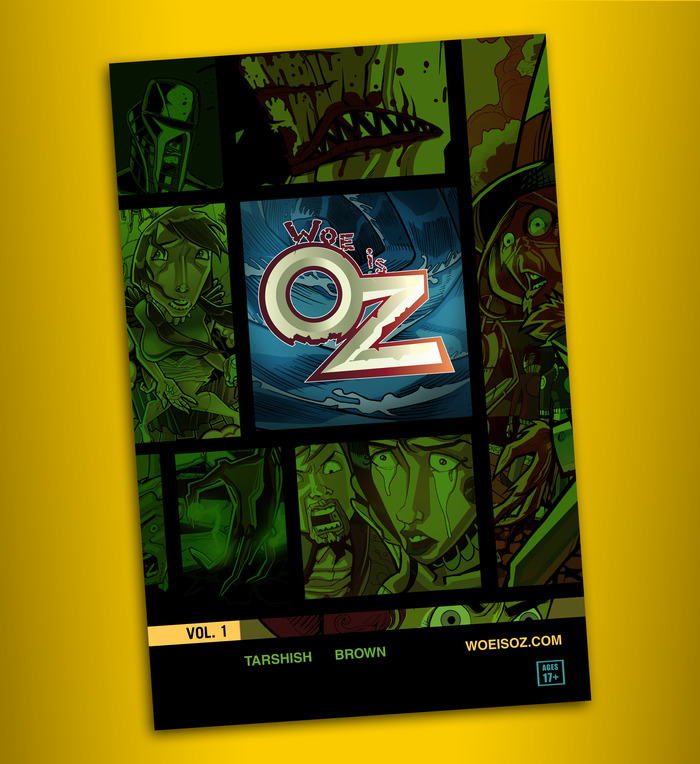 Woe Is Oz Vol. 1 Trade Paperback