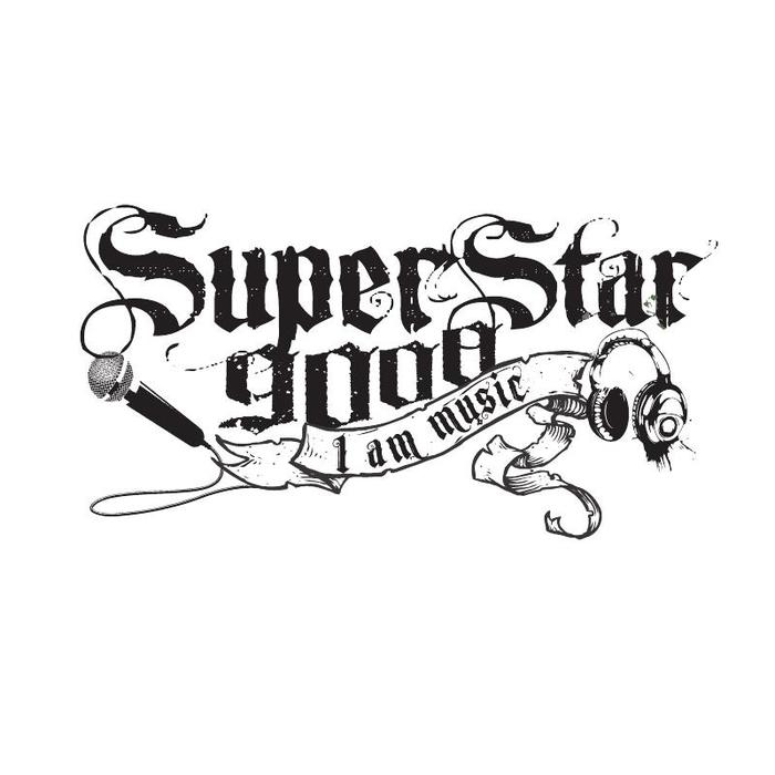 "Superstar 9000 ""I AM MUSIC"""