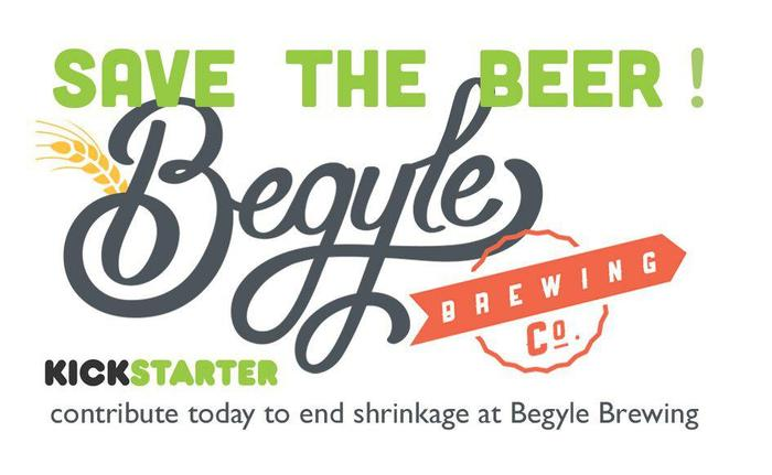 Share this photo on Facebook or Twitter, and show your support for Begyle Brewing!!