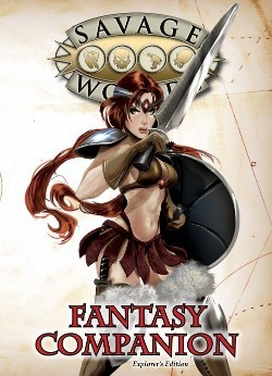 Savage Worlds - Fantasy Companion