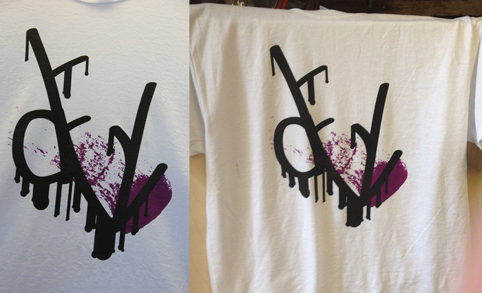 Splatter Fly (available in women's tank top version too)