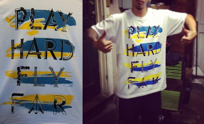 Play Hard Fly Far