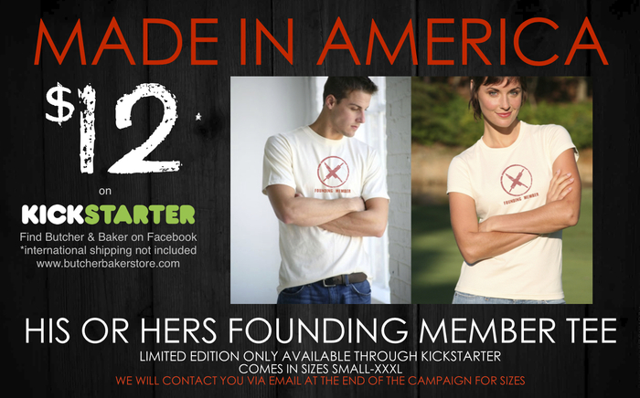 HIS OR HERS FOUNDING MEMBER SHIRT