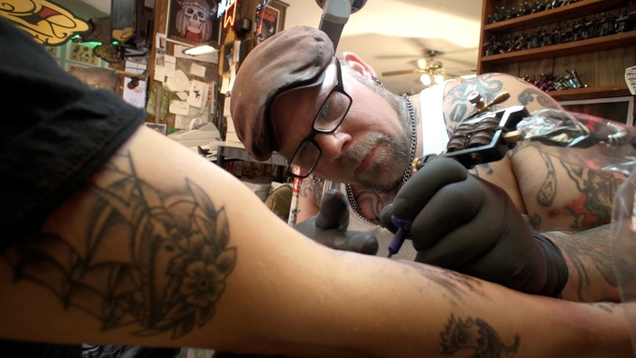 Scott Diffee -- Owner-Operator, The Parlor Tattoo Shop