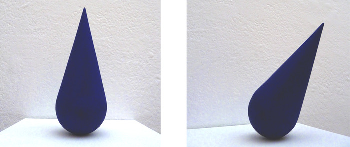 Incongruity - wibble wobble sculpture Reward (18cm high)