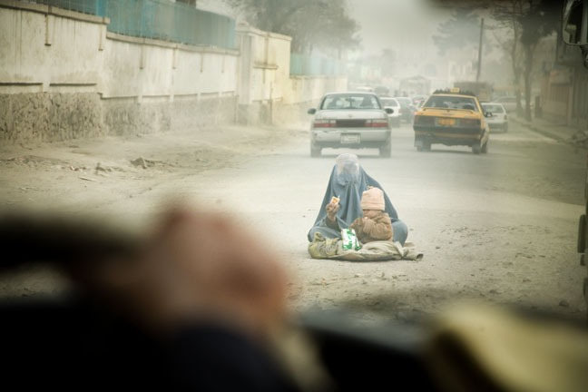 The heartbreak and the beauty of Afghanistan.  Tony Di Zinno