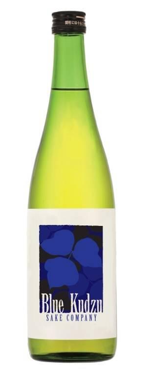 Blue Kudzu Sake