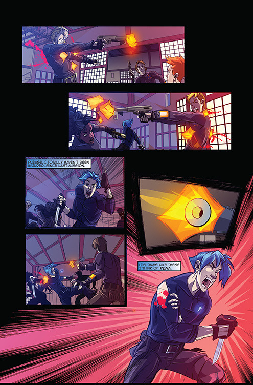 DF#1 - Page Five