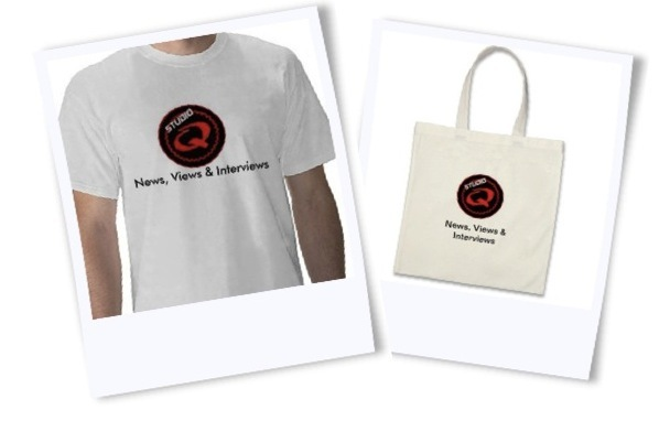 Exclusive Studio Q T-shirt and Studio Q Tote Bag
