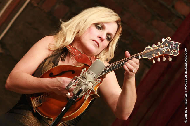 The mega talented Rhonda Vincent!