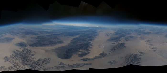 Check out our 3D collage from our April balloon flight over Joshua Tree National Park! http://bit.ly/joshuatreeballoon