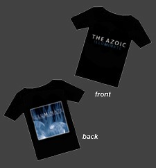 The Azoic Illuminate t-shirt (and baby tee)
