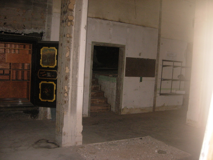 The inside of a mill in Tempe AZ