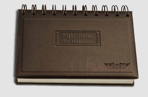 56th Aerosquadron Journal replica (artistic rendition, subject to change)