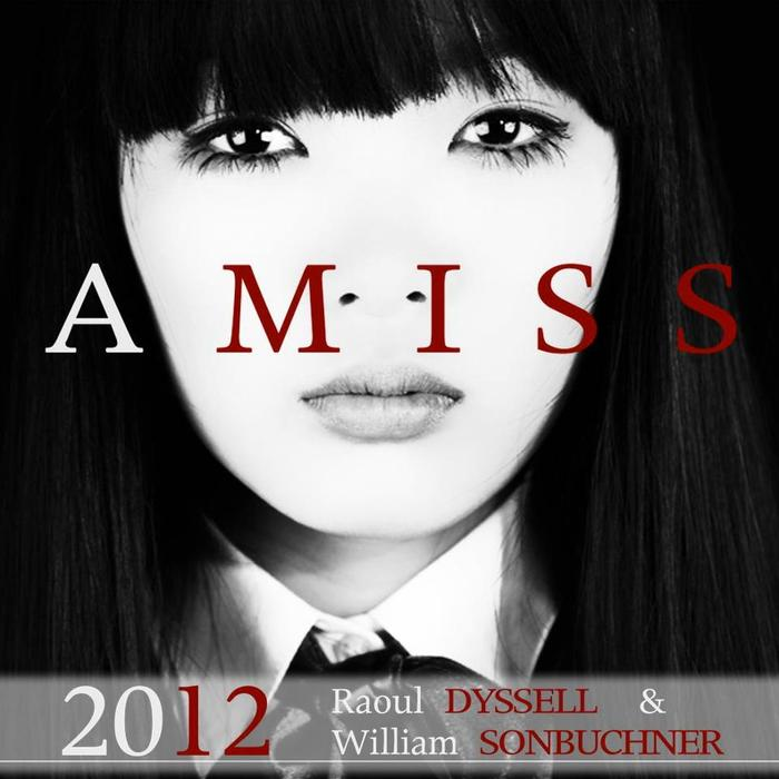 Initial teaser poster for Amiss.