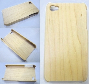 imagine my art on your very own wood iphone case