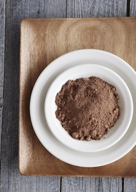 Fair Trade, organic cocoa powder from FUNDOPO Cooperative in the Dominican Republic