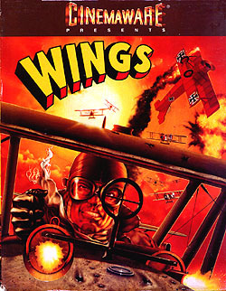 Original Amiga box cover