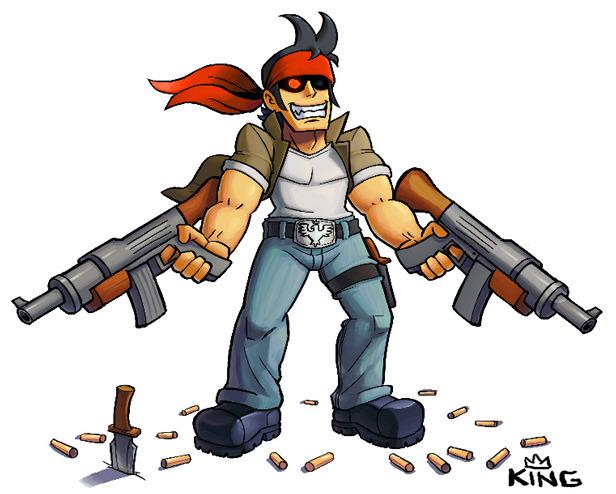 Mercenary Kings on Kickstarter Linux Games