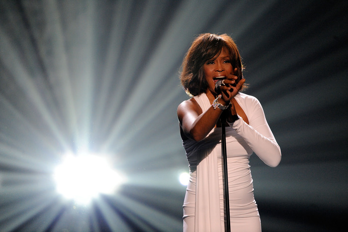 Whitney Houston - American Music Awards 2009