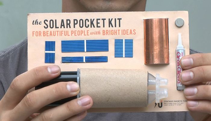 The Solar Pocket Kit