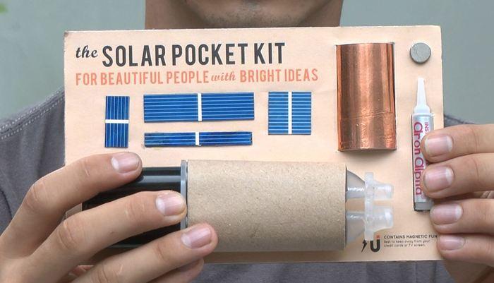 The Solar Pocket Kit