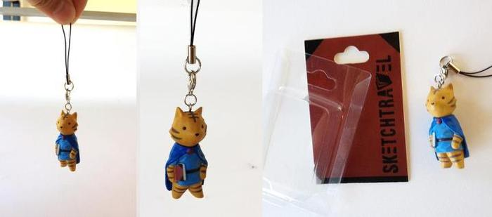 Cat Key Chain(limited supply!)