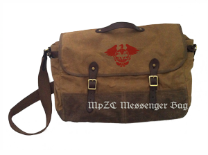 MpZC Messenger Bag, Special Issue