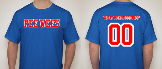 Pee Wees Rewards Shirt