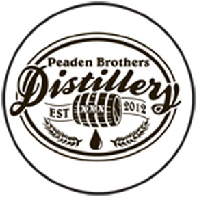 Peaden Brothers Distillery Sticker