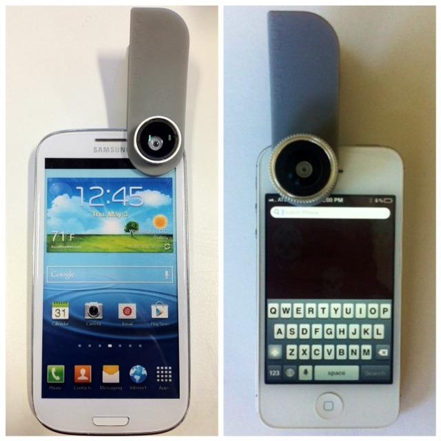 (Mobi-Lens Prototypes)