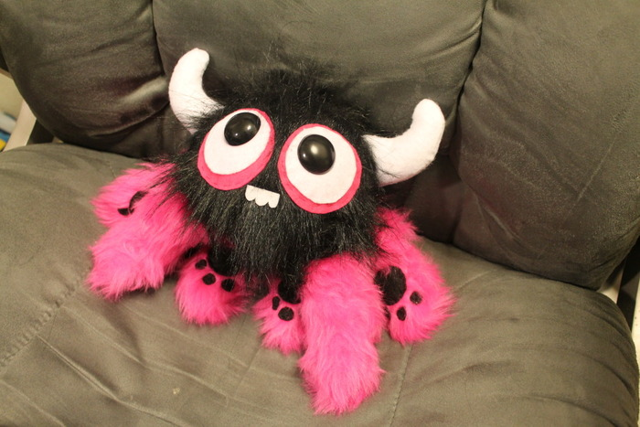 $100 or more reward, plus the extras! - yours will be custom, or choose to get a surprise monster!