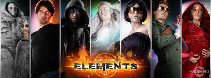 """Dewey Taylor's: Elements"" on Facebook"