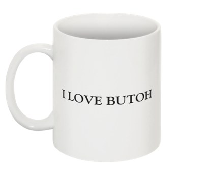 I LOVE BUTOH  mugs