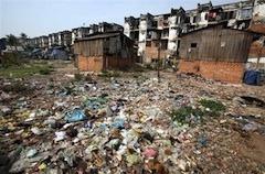 Slums of Bangkok