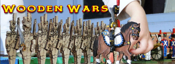 Wooden Wars - Bringing war back to the floor!