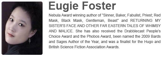 Eugie Foster's Website