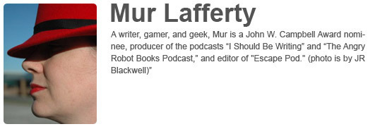 Mur Lafferty's Website