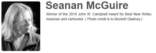 Seanan McGuire's Website