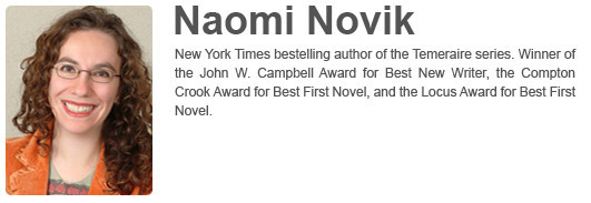 Naomi Novik's Website