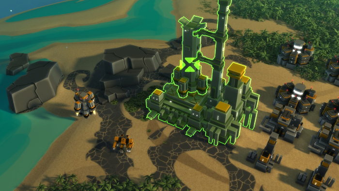 Planetary Annihilation a 3D RTS Game Coming to Linux