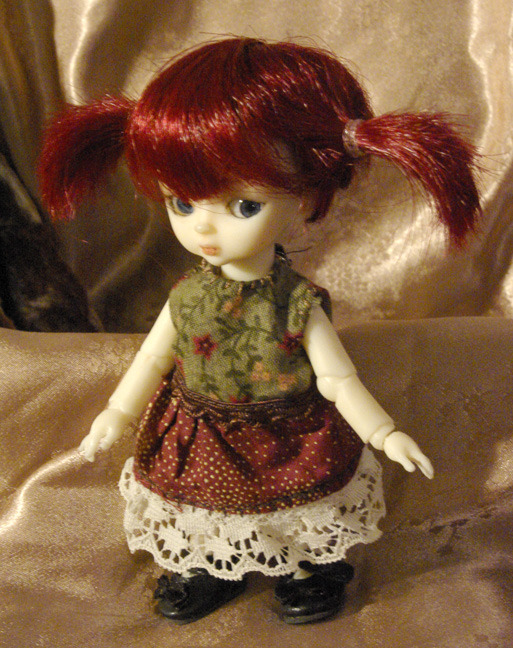 Here's the Girl Doll