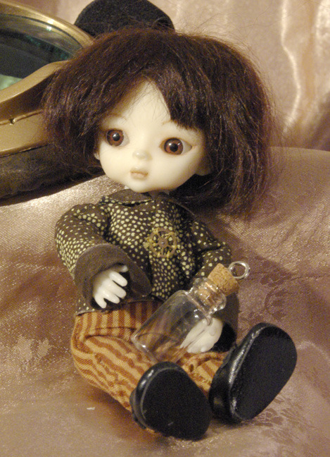 And here's the Boy Doll