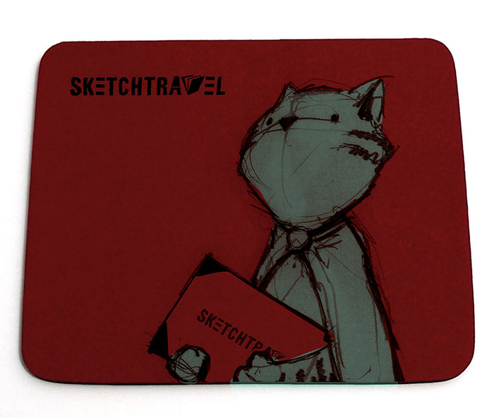 Exclusive Sketchtravel Mouse Pad