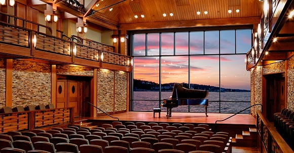 Our CD release concert venue